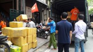 Ban Quản lý Đường Sắt đô thị Hà Nội.